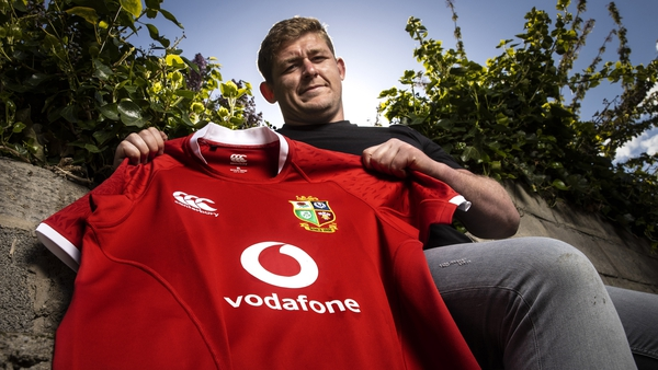 "Tadhg Furlong on making the Lions squad: ""It's a mad feeling."""