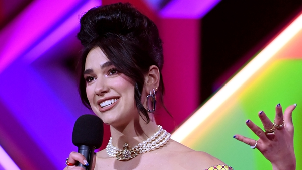 """Dua Lipa: """"It's very good to clap for them, but we need to pay them."""""""