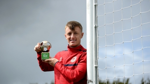 Chris Forrester has helped St Patrick's Athletic to second in the table