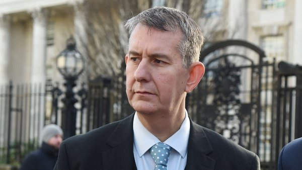 Edwin Poots pulled out of a scheduled meeting with his Irish Government counterpart Charlie McConalogue two weeks ago
