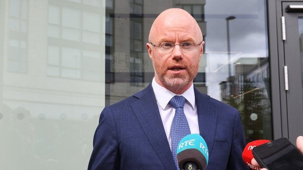 Stephen Donnelly said construction on new elective hospitals in Cork, Dublin and Galway is planned (Pic: Rollingnews.ie)
