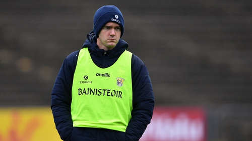 Shane Roche has only had three games in charge since taking over last September