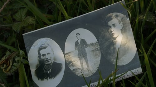 Paddy Dalton, Jerry Lyons and Paddy Walsh were executed on 12 May, 1921