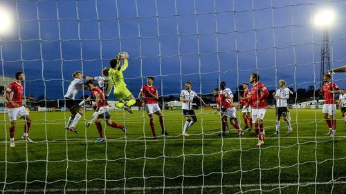 Dundalk could not break down Sligo Rovers last week