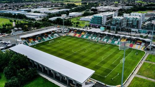 Fans will be in Tallaght Stadium for vist of Finn Harps on 11 June