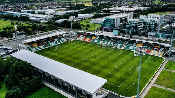 The hope is that fans will be back at Tallaght Stadium come July