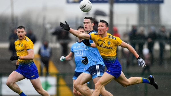 Roscommon welcome the Dubs to Hyde Park in Division 1 South