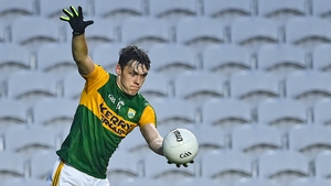 David Clifford will look to lead Kerry past Galway in Tralee