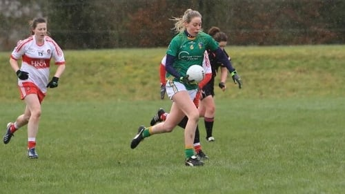 """Sinéad Tighe: """"I think it will make an incredible difference to the game."""""""