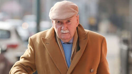 Michael Fingleton, seen here in 2018, had asked the court to stop the case on grounds of ill health (pic: RollingNews.ie)