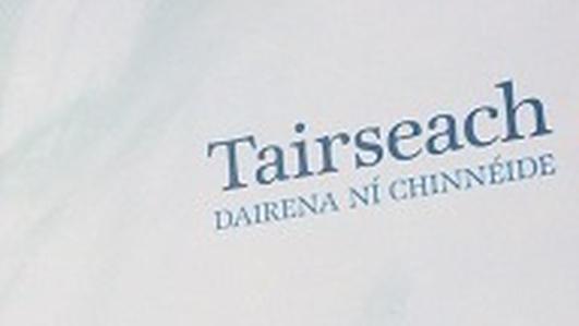 Dairena Ní Chinnéide; Cnuasach nua filíochta