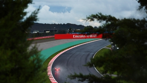 Istanbul Park will host an October F1 race