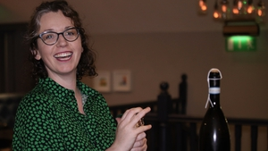 Michelle Lawlor, founder of The Nude Wine Co.