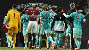 Liverpool beat Man United 4-2