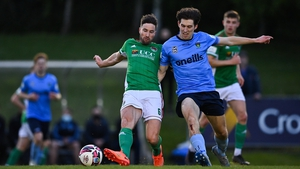 The sides could not be separated at the UCD Bowl