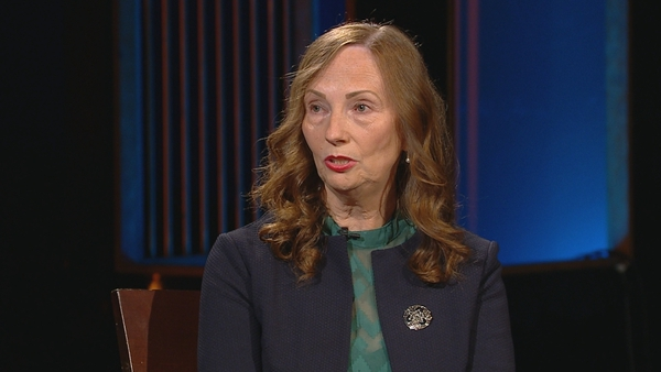 Carmel Quinn, whose brother died in the 1971 Ballymurphy massacre, spoke on the Late Late Show along with other families