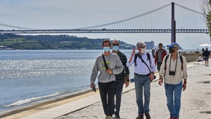 Portugal's tourism-dependent economy contracted by 7.6% in 2020, in its steepest recession since 1936