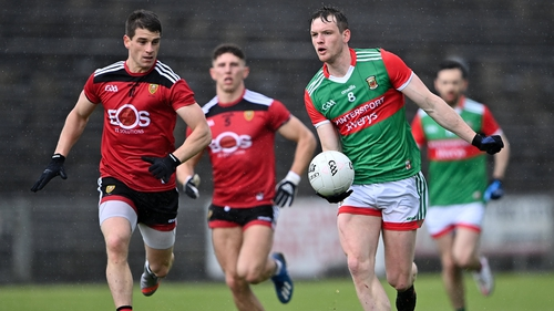 Mayo comfortably accounted for Down in their Division 2 North opener