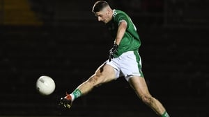 Danny Neville scored the crucial Limerick goal at the Gaelic Grounds