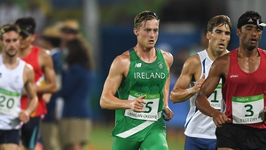 Arthur Lanigan-O'Keefe had to withdraw from the event in Hungary