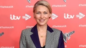 Emma Willis - Co-hosting Cooking with the Stars with comedian Tom Allen