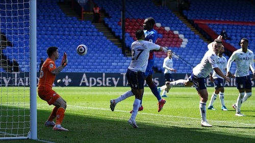 Tyrick Mitchell scores his first Premier League goal to seal a home win for Crystal Palace