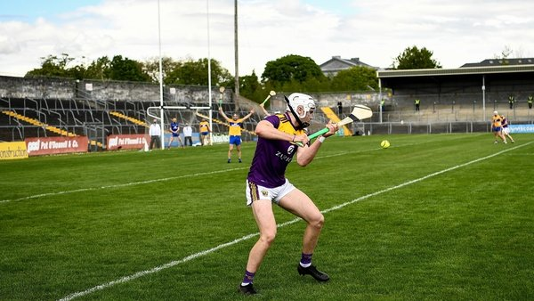 O'Connor scored the winner for Wexford