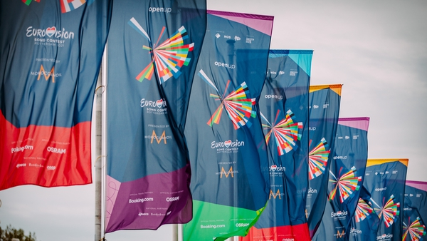 This year's Eurovision is organised with strict rules imposed by the Dutch government to allow the contest to go ahead in Rotterdam