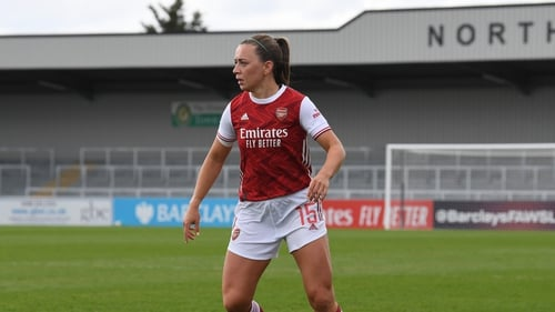 Katie McCabe is named in the Women's Super League team of the year