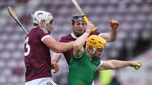 Galway made life difficult for Limerick at Salthill