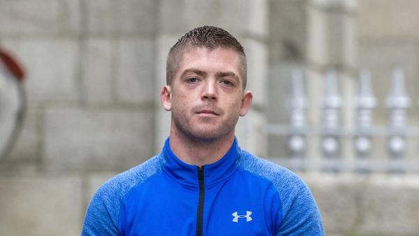 Paul Crosby was remanded in custody