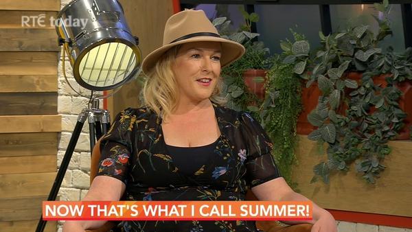 Katherine Lynch on RTÉ's Today show on Monday