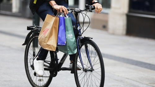 Consumer spending continues to rise as the economic reopening continues, the report concluded, but it notes the lack of a broad-based 'feel good factor' among consumers