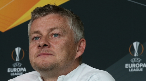 Solskjaer is aiming to end the season on a high - and with a European trophy