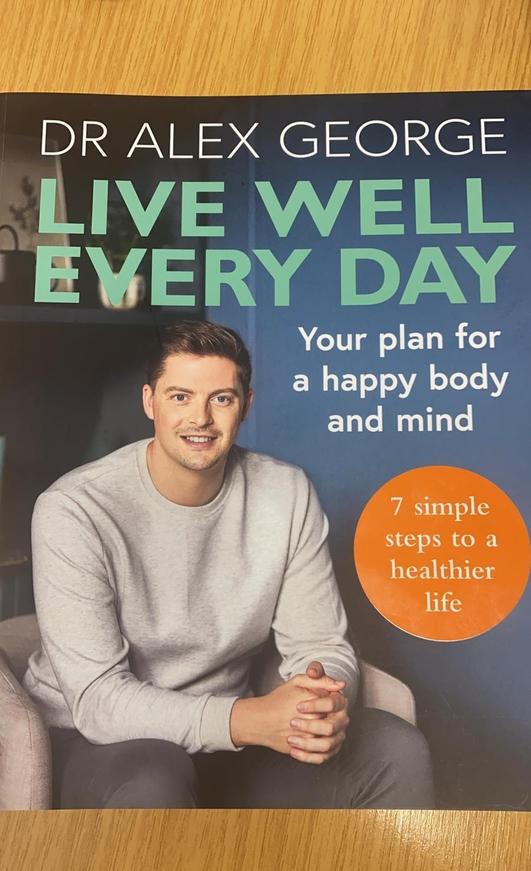 Dr Alex George - New Book