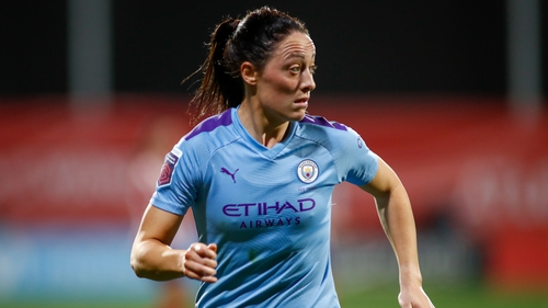 The Drogheda native has been at City for five years