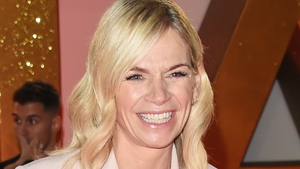 """Zoe Ball - """"Time now for some new cha cha challenges"""""""