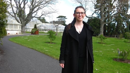 Orla Ní Dhúill features in the season finale of The Poetry Programme