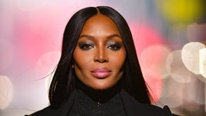 """Naomi Campbell - """"So honoured to have this gentle soul in my life"""""""