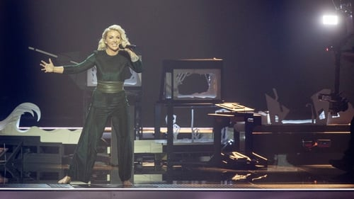 Lesley Roy didn't map her way to the Eurovision Song Contest Grand Final on Saturday