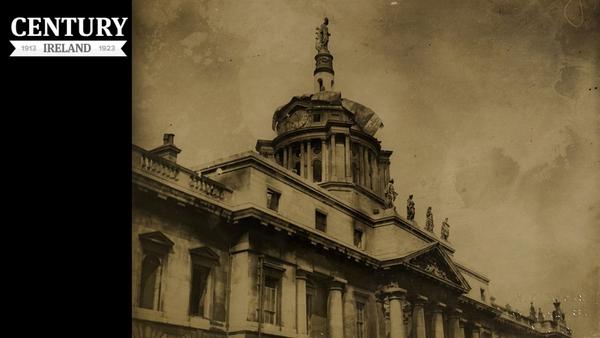 Century Ireland custom house