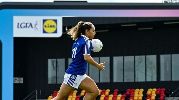 Cavan's Aishling Sheridan is looking forward to facing Monaghan again