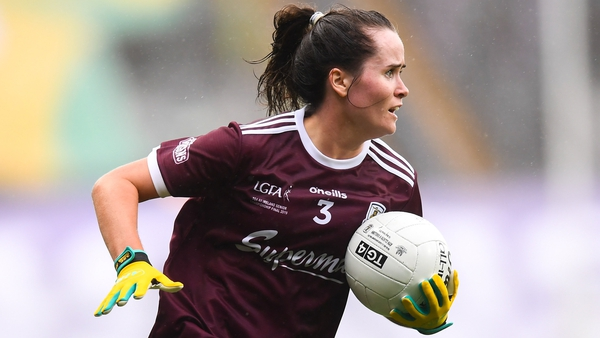 Galway defender Nicola Ward is invigorated by new backroom team