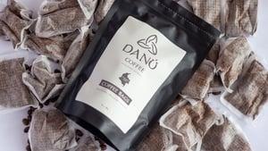 Danú Coffee bags.