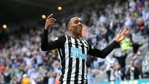 Joe Willock is joining the Magpies permanently