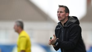 Billy Clery had been in charge since 2017