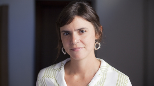 Valeria Luiselli was born in Mexico City and now lives in New York