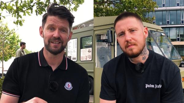 John and Paul Blake say starting The Coffee Post turned their lockdown around