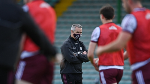 Pádraic Joyce is not happy with the decision to give Monaghan home advantage