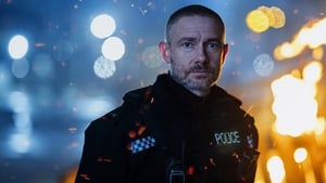 """Martin Freeman plays Chris, """"a crisis-stricken, morally compromised, unconventional urgent response officer tackling a series of night shifts on the beat in Liverpool"""""""